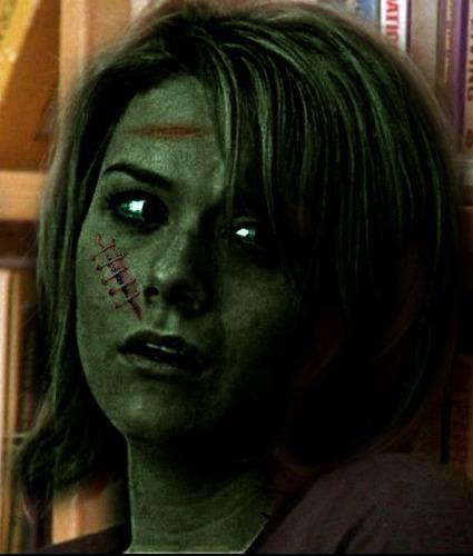 Zombie Peyton. :P