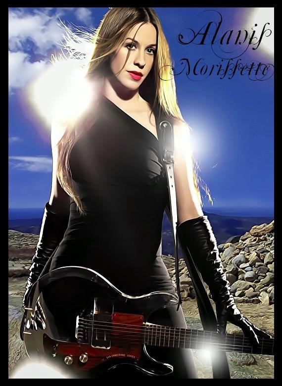 Alanis Morissette Alanis morissette, Hollywood, Wonder woman