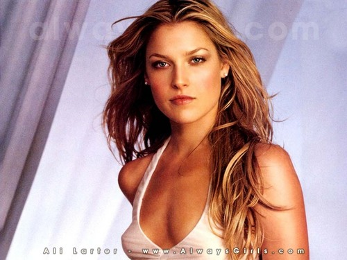 Ali Larter wallpaper containing a portrait entitled ali larter