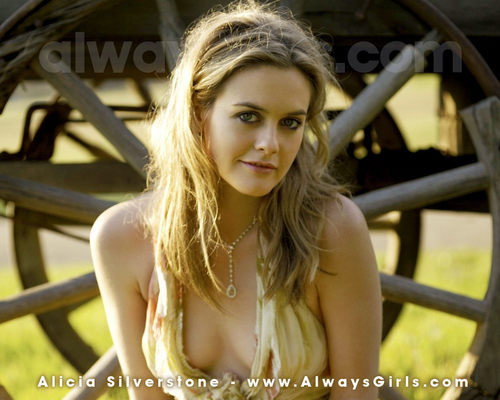 alicia silverstone - alicia-silverstone Photo