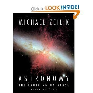 astronomy the evonving universe