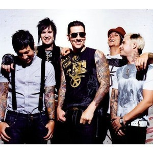 Avenged Sevenfold wallpaper possibly containing a leisure wear and a portrait called avenged