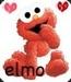 baby elmo - elmo icon