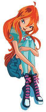 Винкс, аниме аватарки и игра для девочек в маге Moon Cat