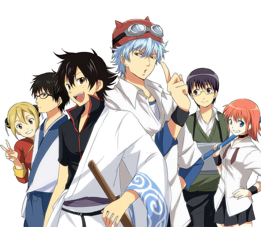 Sket Dance Images Crossover, Sket DanceXgintama HD