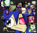 death to your heart - invader-zim-fanfics photo