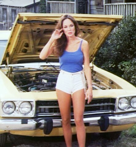 Are Girl on dukes of hazzard what time?