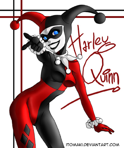 Harley Quinn wallpaper possibly with animê called harley Quinn and friends :)