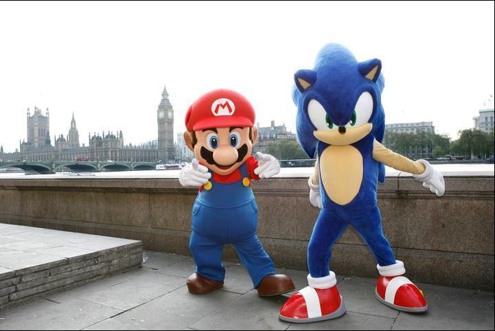 Mario Sonic At The London 2012 Olympic Games Images Mario And