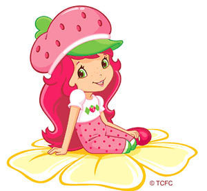 Strawberry Shortcake wallpaper called new strawberry shortcake