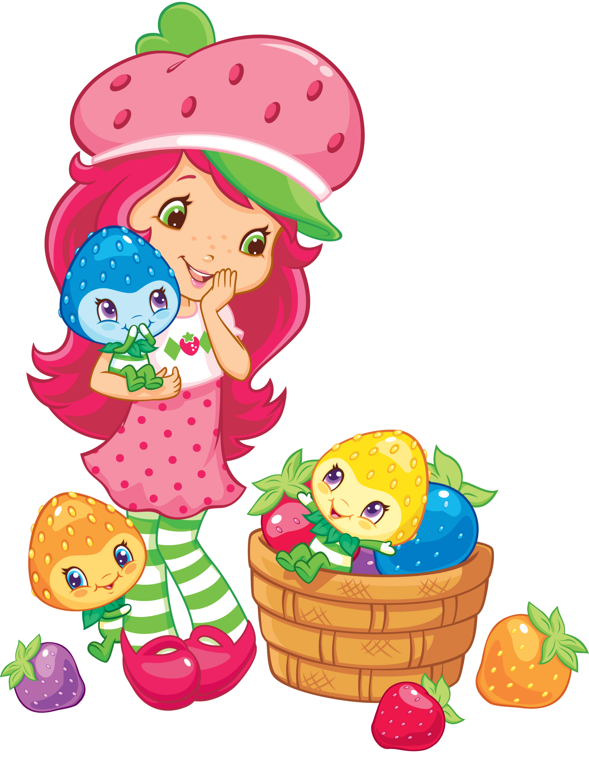 Strawberry Shortcake new strawberry
