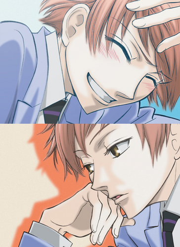 ouran high: the twins