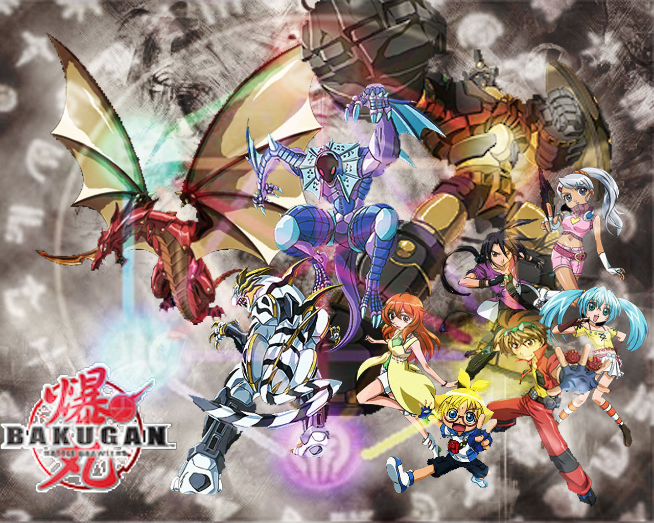 Bakugan Runo and Julie http://ajilbab.com/bakugan/bakugan-runo-and-julie-submited-images-pic-fly.htm