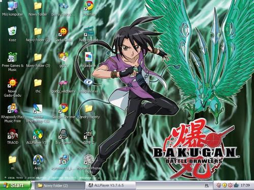 shun kazami's fan wallpaper probably containing anime entitled shun kazami