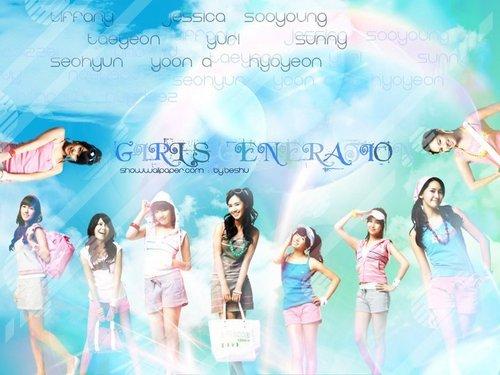 snsd (Girl'sGeneration)