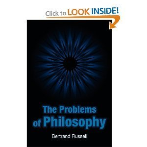 the problems of philosophy - philosophy Photo