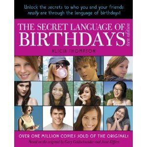 the secret language of birthdays - birthdays Photo