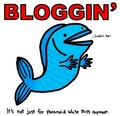 this fish is freaking ready to blog