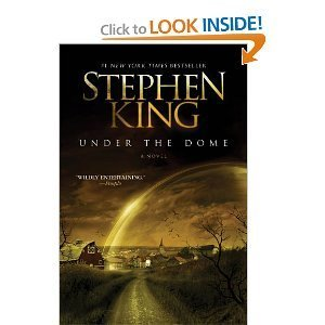 Stephen King वॉलपेपर containing ऐनीमे called under the dome