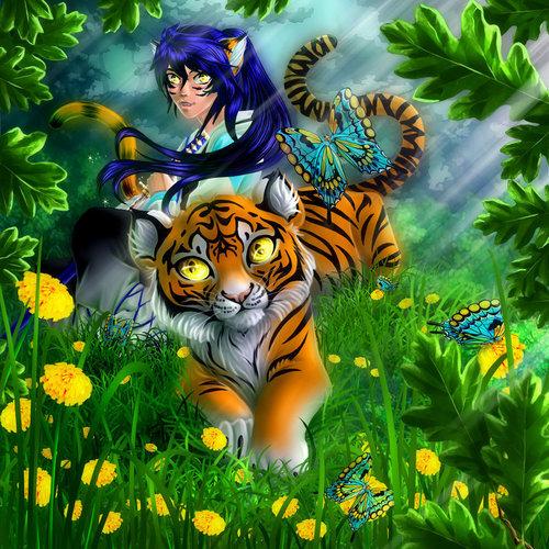 tahun of the tiger