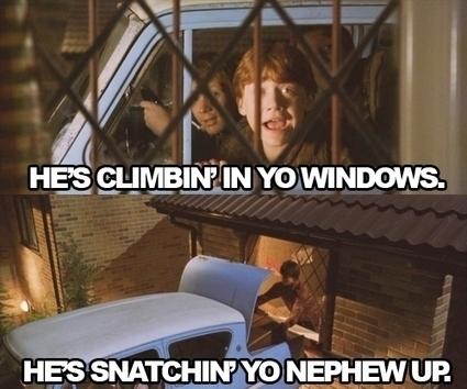 <3Harry Potter<3