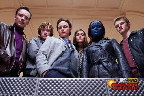 'X-Men: First Class' stills