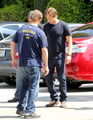 11/05/2011 - Filming Californication - david-duchovny photo