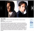 18 TV Shows That Replaced a Star - the-x-files photo