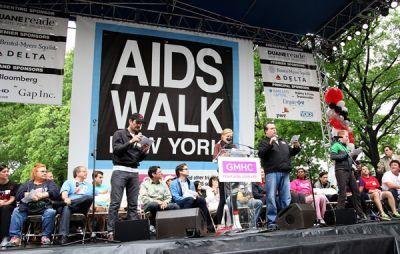 2011 AIDS Walk New York