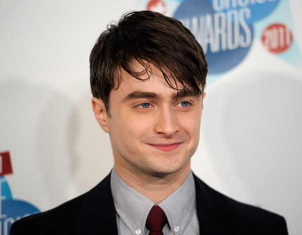 daniel radcliffe webby awards. 2011 Broadway.com Audience awards