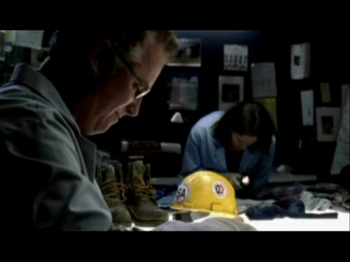 CSI wallpaper called 2x03- Overload