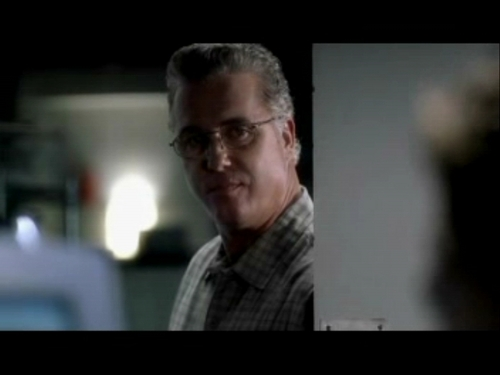 CSI kertas dinding possibly with a portrait titled 2x03- Overload