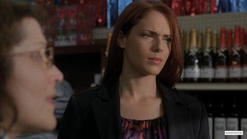 3x22 Rhapsody in Red - amanda-righetti Screencap