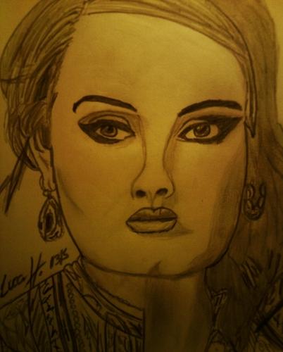 Adele - Portrait