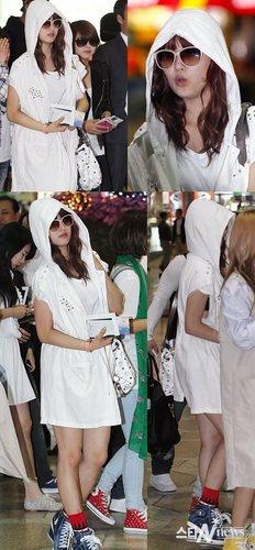 Airport fashion Jihyun