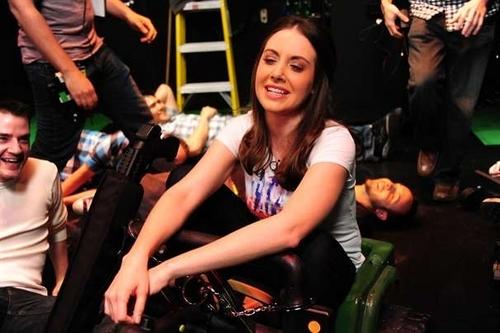 Alison Brie G4TV - Set 1