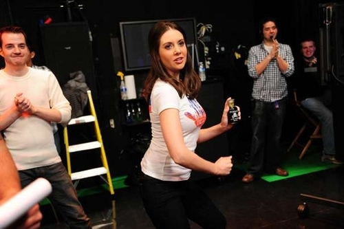 Alison Brie G4TV - Set 1