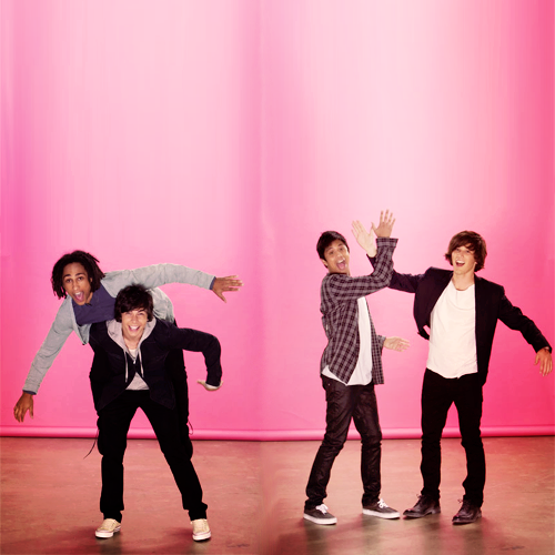 Allstar Weekend<3 pag-ibig these boys<3