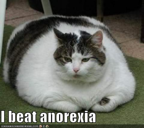 Anorexia!