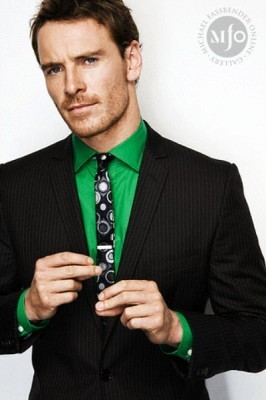 Michael Fassbender wallpaper containing a business suit, a suit, and a pinstripe called BEN WATTS