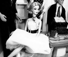 Barbie..