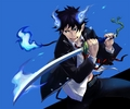 Blue Exorcist [FanArt] - blue-exorcist fan art