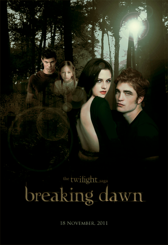 Breaking Dawn - Poster