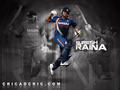 CUTE  SANU - suresh-raina wallpaper
