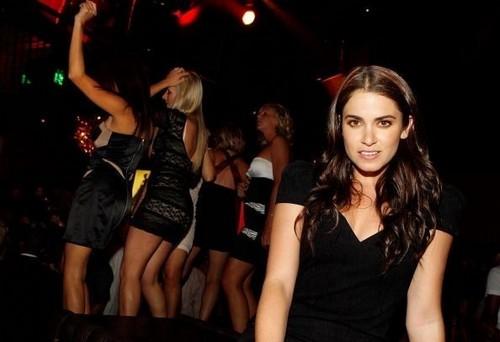 Celebrating her Birthday at LV Club in Vegas