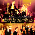 Chuck & Blair <3 - leighted-and-chair fan art