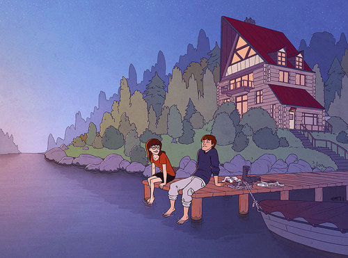Daria - The Lake