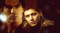 Dean/Damon - dean-and-damon fan art