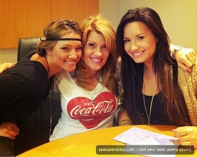 Demi Lovato and Friends!