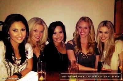 Demi Lovato and Friends!